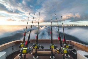 bass fishing charter